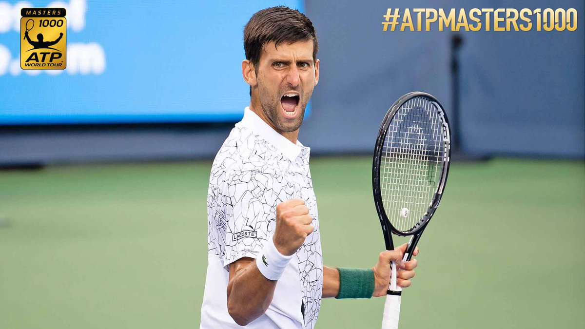 📷 Caption This 👇 #ATPMasters1000 #CincyTennis