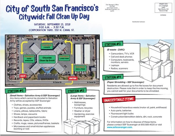 South San Francisco On Twitter Savethedates Cityofssf