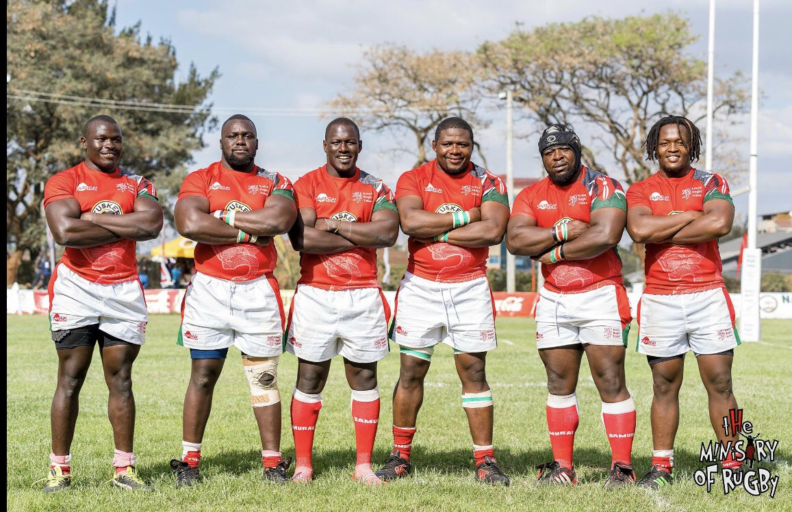 test Twitter Media - 40m best wishes and Kila la kheri  to @KenyaSimbas @OfficialKRU today in their @rugbyworldcupjp qualifier today V @RugbyNamibia #SamuraiFamily https://t.co/d5bOAvhHE3