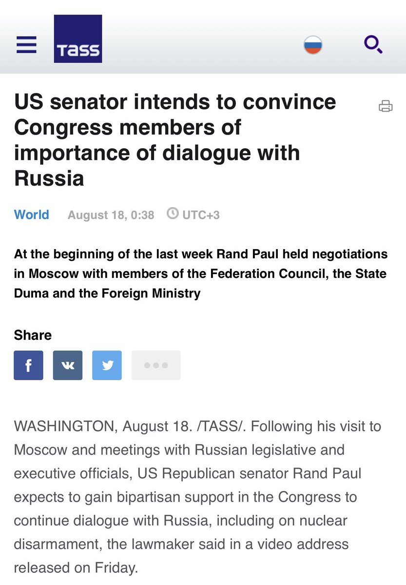 Why did @RandPaul feel the need to meet w St Petersburg governor Poltavchenko a Putin loyalist whom he met during his years in KGB?  Now Rand Paul is requesting lifting of sanctioned Russians so they can travel to US for meetings  Side note @SenShelby &amp; co met w him too in July<br>http://pic.twitter.com/YqYOjJG0QW