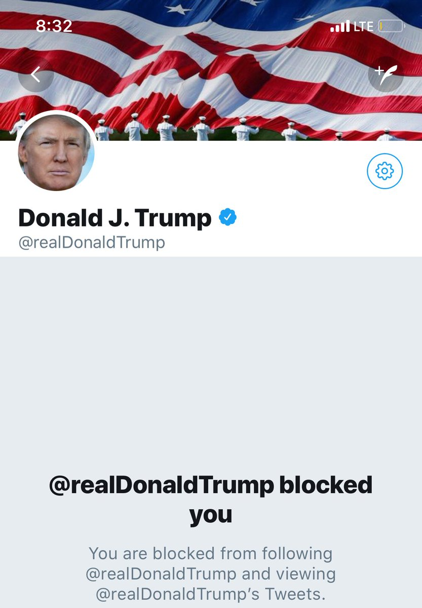 I really hope that the history books remember to note that this President was so weak and so insecure that he blocked a cat on Twitter.
