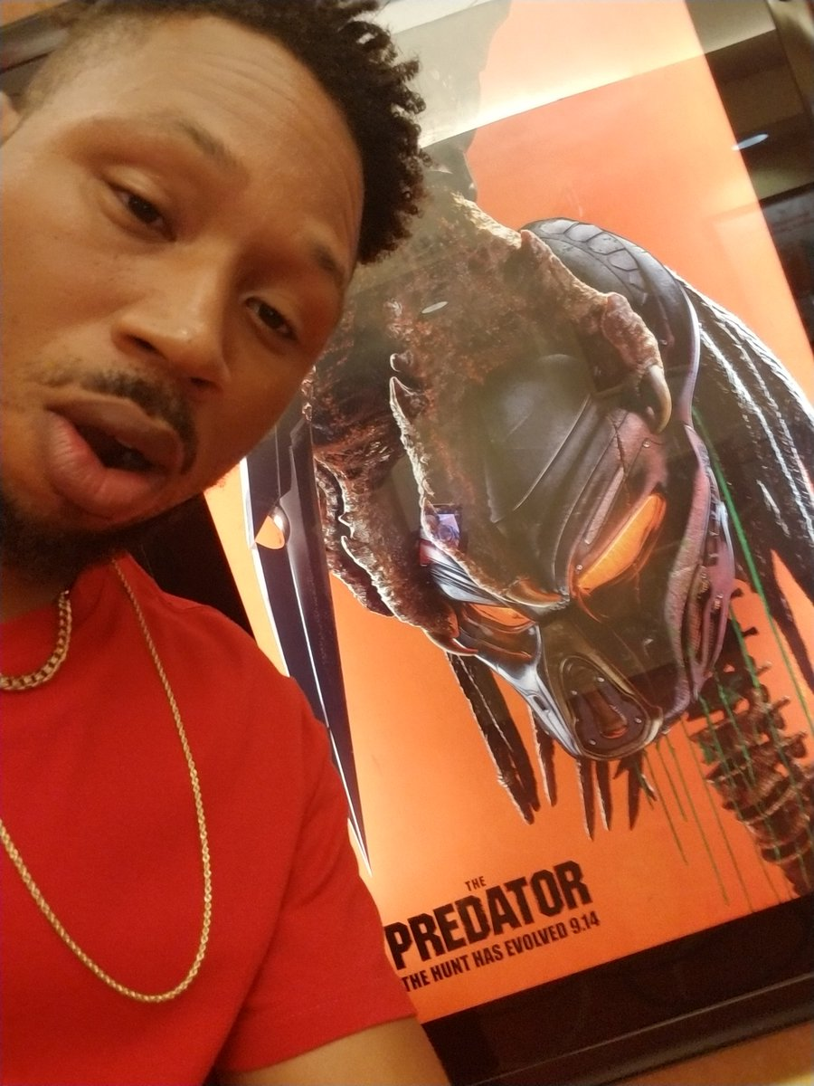 #ThePredator Latest News Trends Updates Images - JamarrW