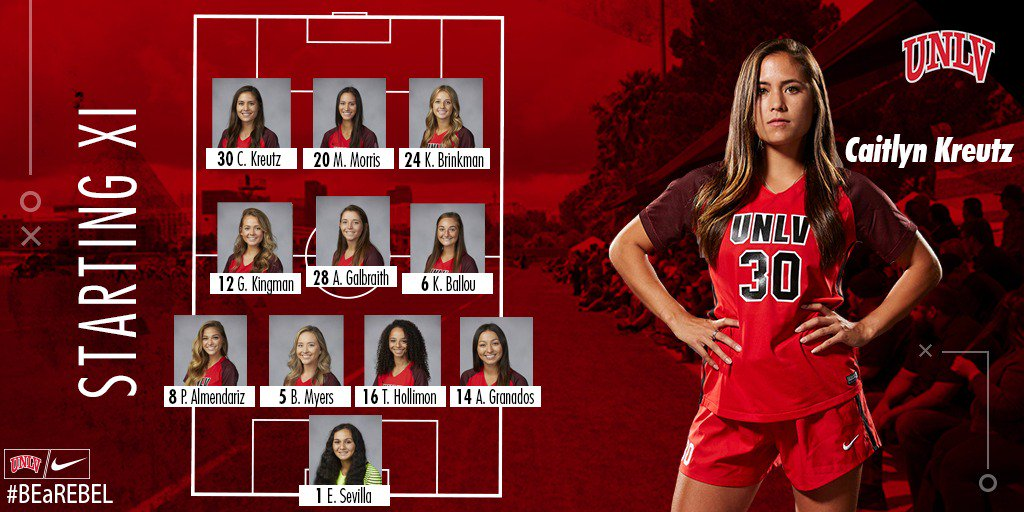 Running a few minutes behind due to 2OT in the first game, but about to get started here at Peter Johann Memorial Field!  @UICWomensSoccer  Stadium http:// http:// bit.ly/watchunlvvsuic  &nbsp;    #BEaREBEL  #UNLVwSoccer starting XI <br>http://pic.twitter.com/pWcqftK335