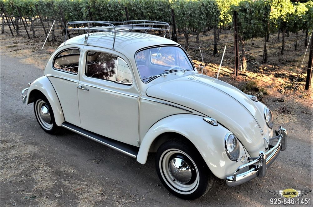 For Sale:  1962 Volkswagen Beetle - Classic EXCEPTIONAL PROF. RESTORATION OF A CA CAR 1962 VW BEETLE - PROFESSIONALLY RESTORED TO THE HIGHEST STANDARDS - 500 MILES!  http:// dlvr.it/QgGMY2  &nbsp;  <br>http://pic.twitter.com/g6lEL1AqQ3