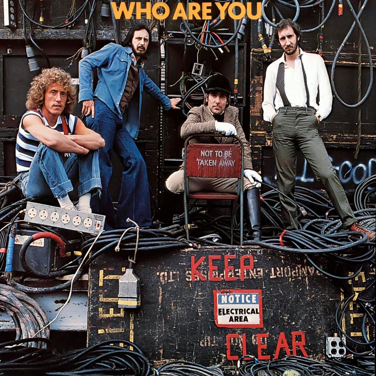 40 years ago today on August 18, 1978, The Who released eighth studio album &quot;Who Are You&quot;  !!!  https://www. youtube.com/watch?v=v_3ks7 -OjGc &nbsp; … <br>http://pic.twitter.com/fY651KHGdQ