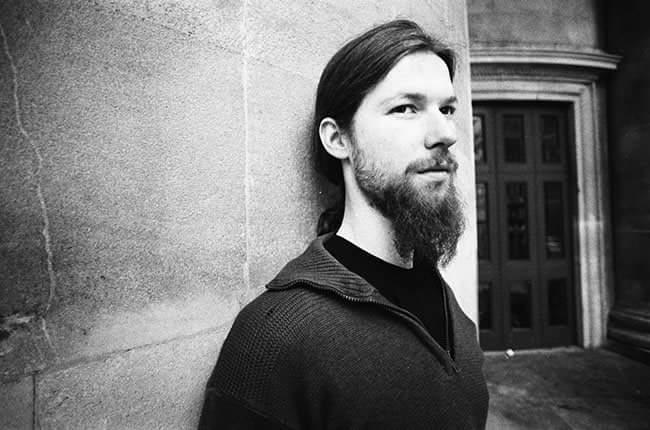 Aphex Twin (Richard David James) Birth 1971.8.18 Happy Birthday