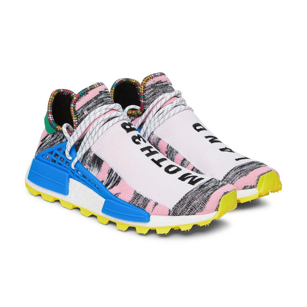 ac7ef9142579 Pharrell Williams x adidas Originals Solar HU NMD via SJS Direct links  Inspire http   tinyurl.com y9abznw4 Miele Mbele http   tinyurl.com y7m7gqvu  Mother ...