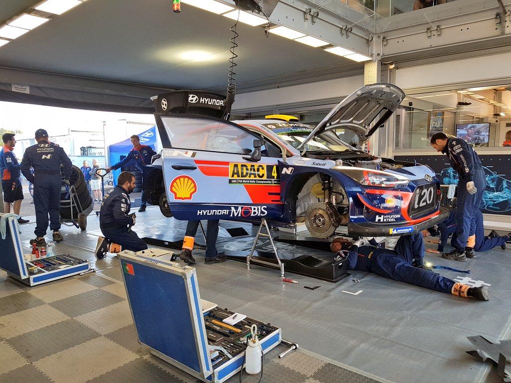 Hyundai Motorsport On Twitter Guten Morgen Bostalsee