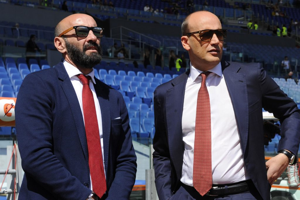 "AS ROMA. #Baldissoni: ""In bocca al lupo per l\"