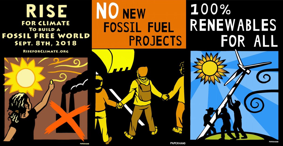 Rise For Climate What Are The Symbols Of Rise For Climate And Why