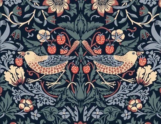 William Morris #design