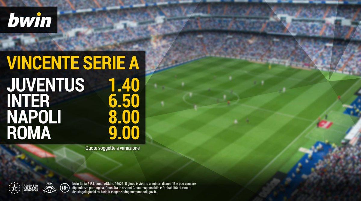 Scatta oggi la #SerieA 2018/19! La #Juventus dominerà il campionato come negli anni scorsi? Scopri tutte le nostre quote, clicca qui  http://po.st/220jOV #Inter #Napoli #AsRoma #18agosto  - Ukustom