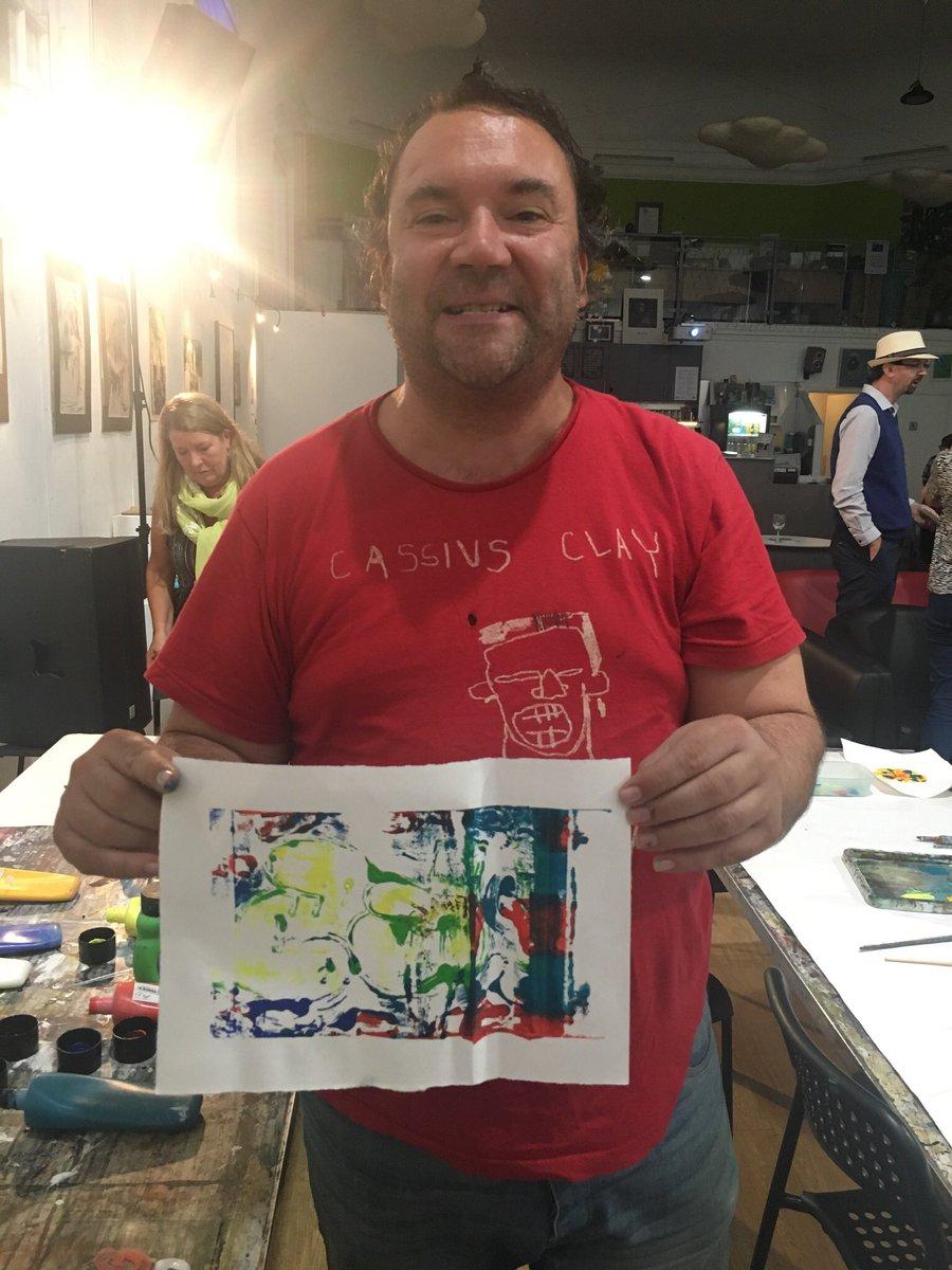 #monoprinting with @adgros @GoCreateTaunton #CreativeClub @CICCICTaunton #creativenetworking #arts #artistscollaborate #taunton #Somerset #creativeJourney #free<br>http://pic.twitter.com/d7BWFcoCjF