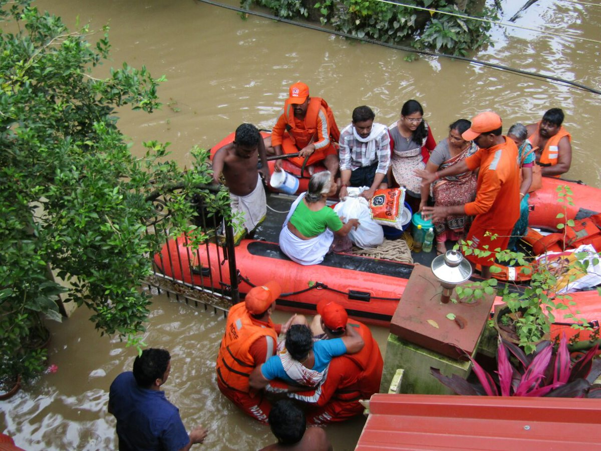 UAE forms emergency committee to help Kerala!