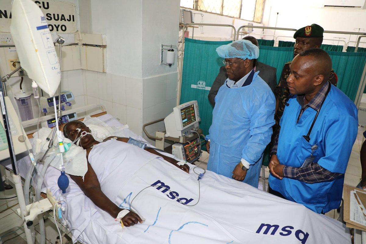 TANZIA: Rais Magufuli apatwa na msiba mzito