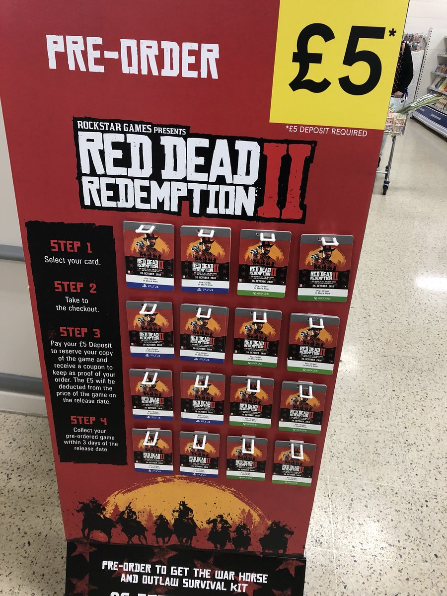 #RedDeadRedemption2 Latest News Trends Updates Images - the_broonfords