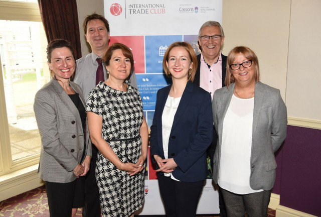 Trade policy experts have given their tips to help Lancashire businesses through Brexit...  http:// ow.ly/gaif30lrNjq  &nbsp;   #lancashire #brexit<br>http://pic.twitter.com/2nn8lnzO8W
