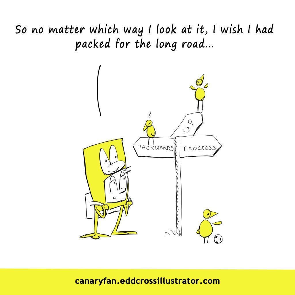 Canary Fan Cartoon: Norwich Vs Sheff Utd #NCFC  http:// canaryfan.eddcrossillustrator.com/canary-fan-car toon-norwich-vs-sheff-utd/ &nbsp; … <br>http://pic.twitter.com/ejpBVjZqET