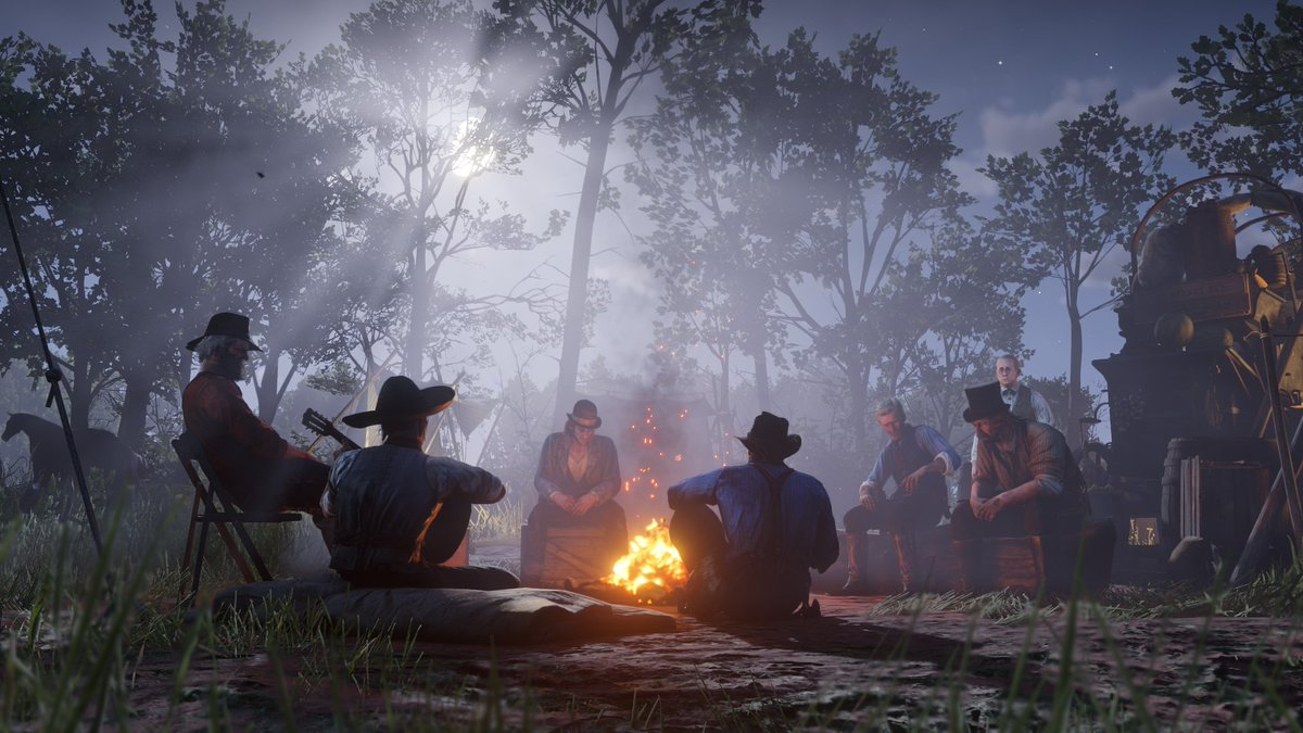 #RedDeadRedemption2 Latest News Trends Updates Images - HypeYourGames