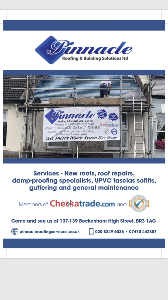 Pinnacle Roofing And Building Solutions Ltd Pinnacleroofin3 Twitter