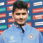 Rishabh Pant Twitter Photo