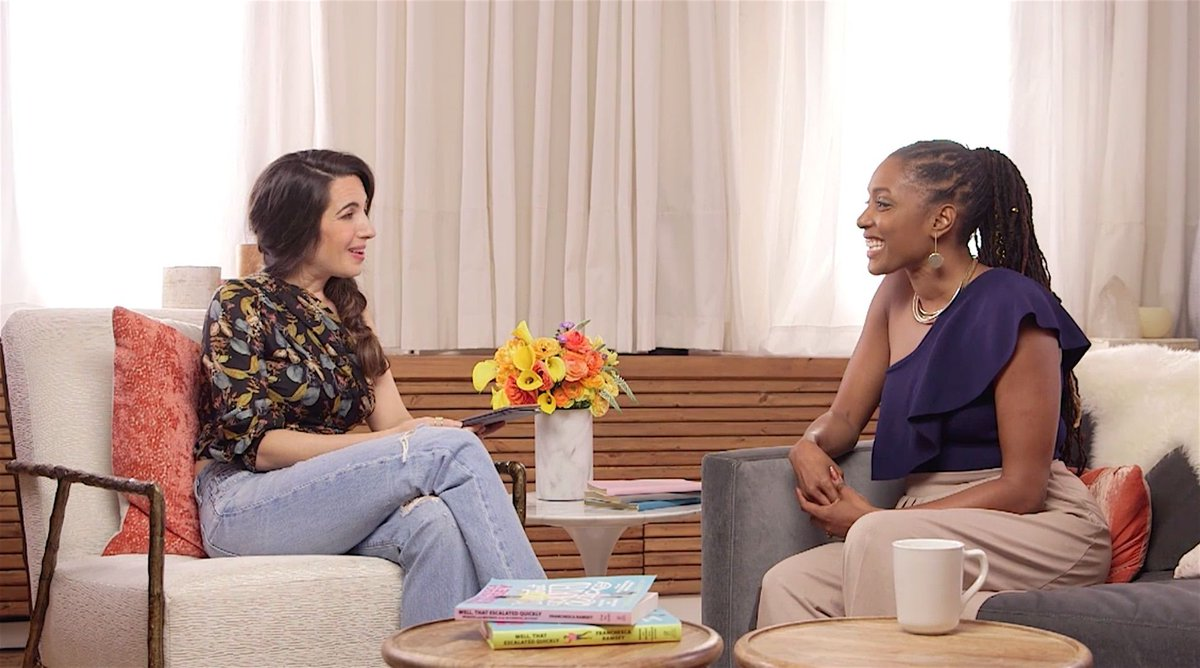 Watch @chescaleigh and @marieforleo on #MarieTV to learn about compassion fatigue and why #selfcare is vital for survival: buff.ly/2s2sT2B