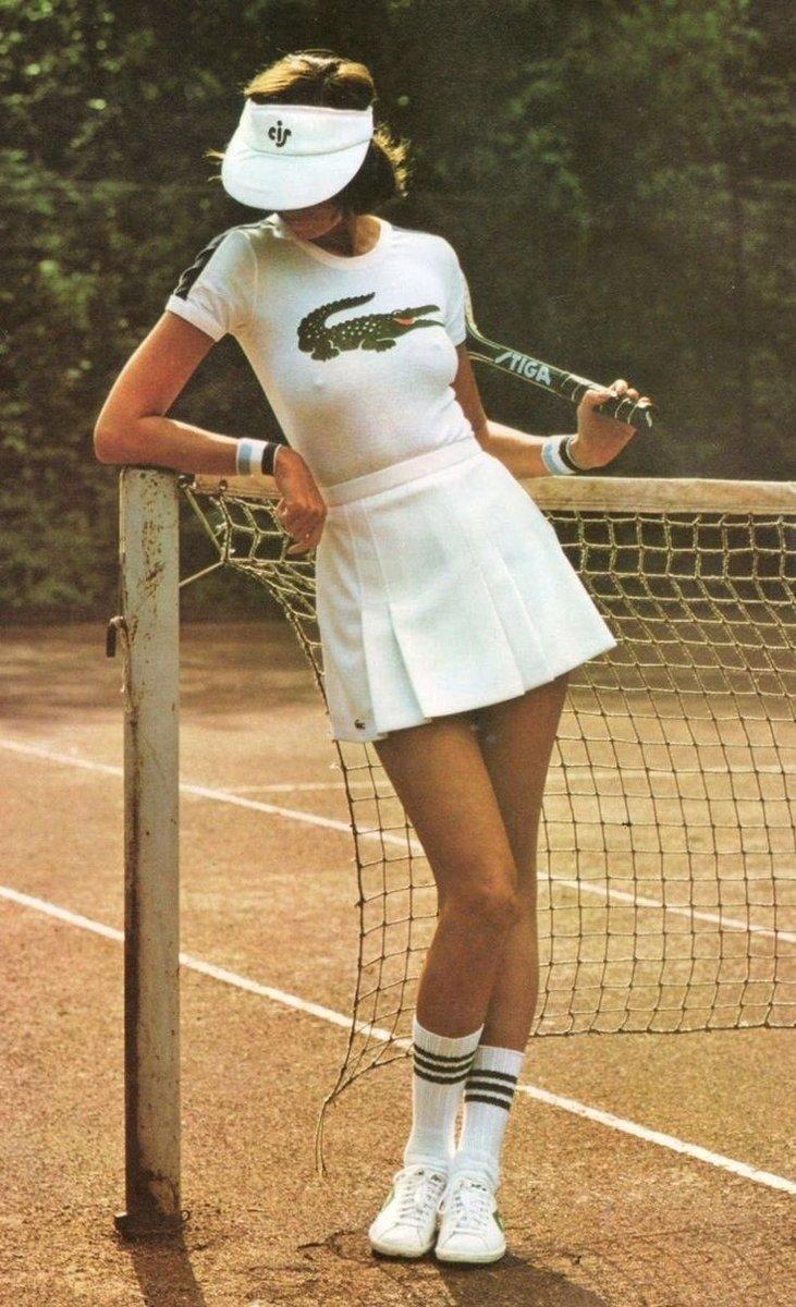 That S So Haute On Twitter Oldschool Tennis Aesthetics
