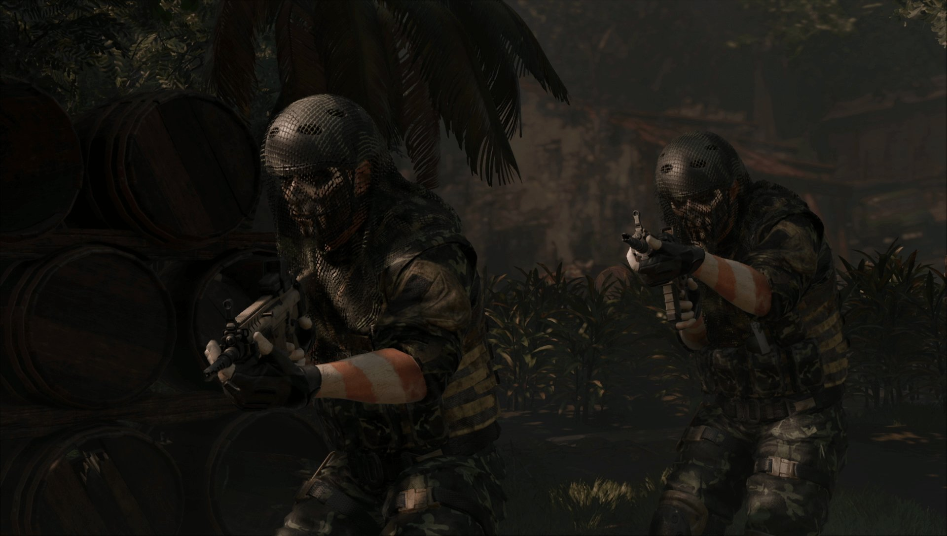 Shadow of the Tomb Raider is filled with deadly foes, from swarms of vicious piranhas to elite Trinity soldiers. https://t.co/jr4GjqJ2fq