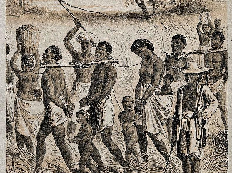 the practice of slave trade in the african american history Published: mon, 5 dec 2016 the trans-atlantic slave trade marked an important time in the history and map of the world this essay is an attempt to examine the impact of slave trade on africa and africans in the diaspora.