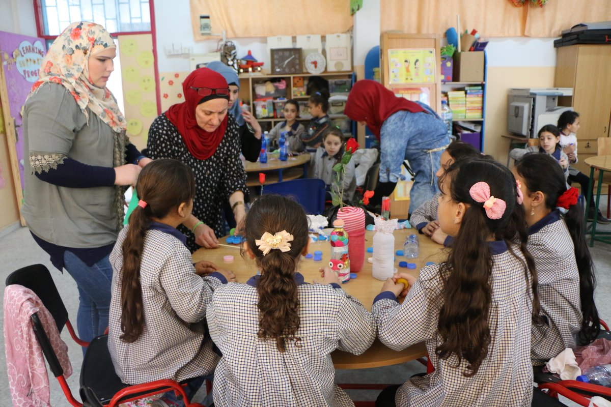 @UNRWA thanks @UAE for its contribution of US$ 50 million in support of UNRWA education, health, relief and social services for Palestine refugees. #Education #ForPalestineRefugees #YearOfZayed