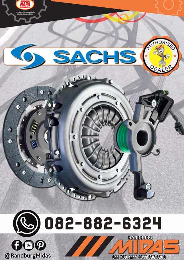 We Stock Sachs Clutchkits Regardless Of Your Vehicle Make Or Model Are Go To Guys More Here Https Buff Ly 2lrhkza Carcare Officialretailer