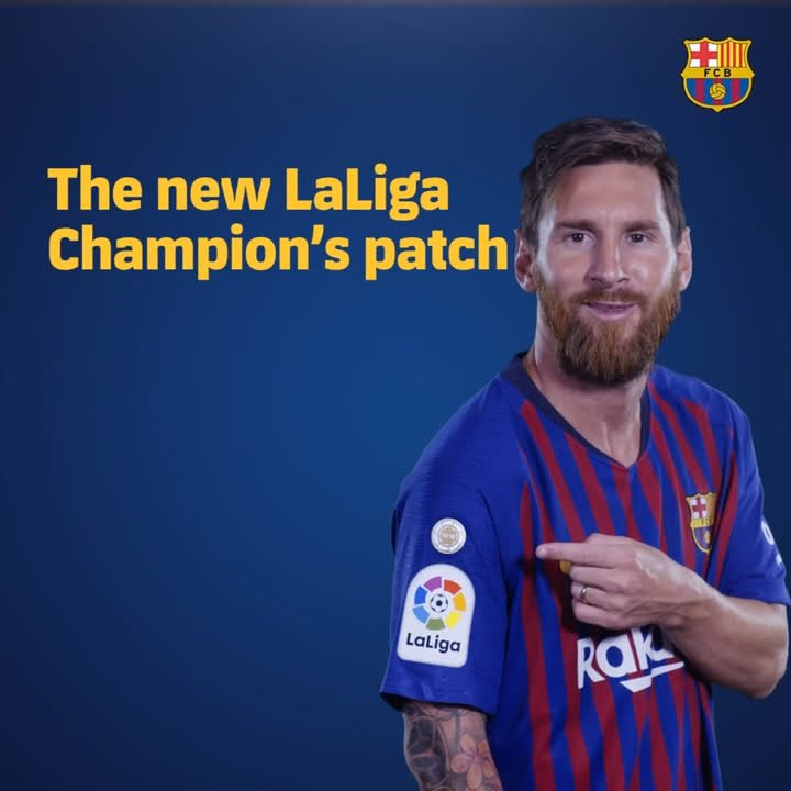 ���� Today, the champions are back in @LaLigaEN ��⚽ ���� #ForçaBarça https://t.co/0gtM36fBp2