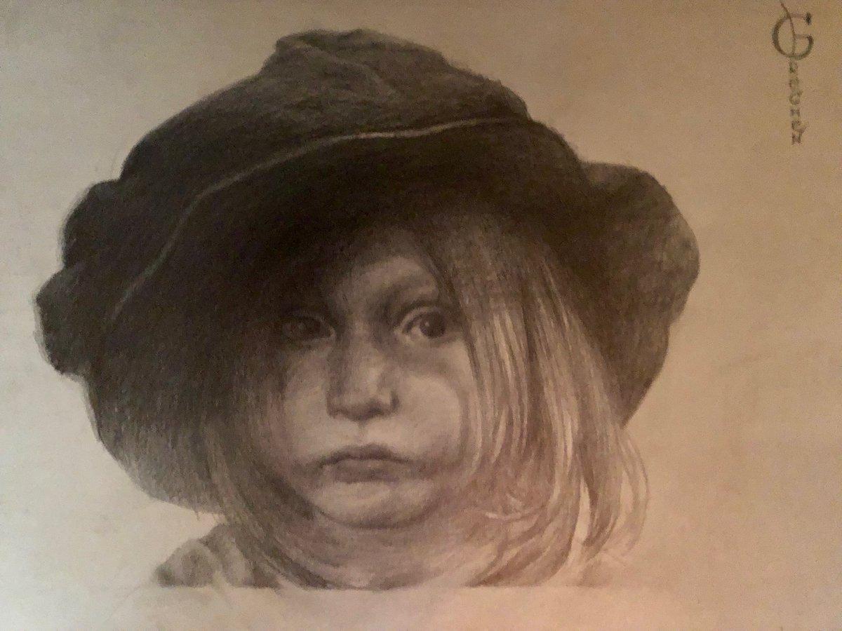 La mia bambina.Pencil on paper.#genyagritchin #art #drawing #portraits #child portraiture #Graphic #Children #baby#  - Ukustom