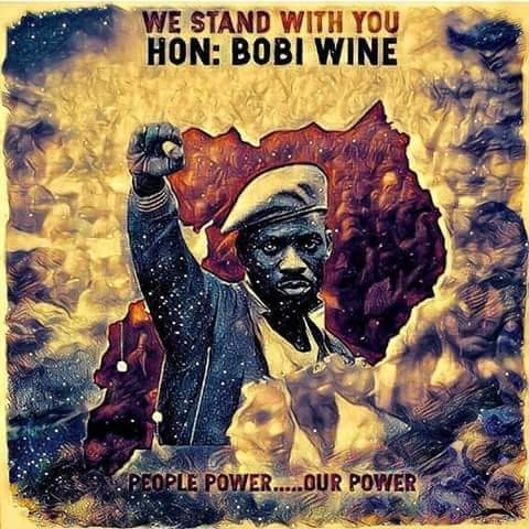 "&quot;The tree of liberty must be refreshed from time to time with the blood of patriots and tyrants. It is its natural manure."" Thomas Jefferson  #IStandWithBobiWine<br>http://pic.twitter.com/vwARFd3BcG"