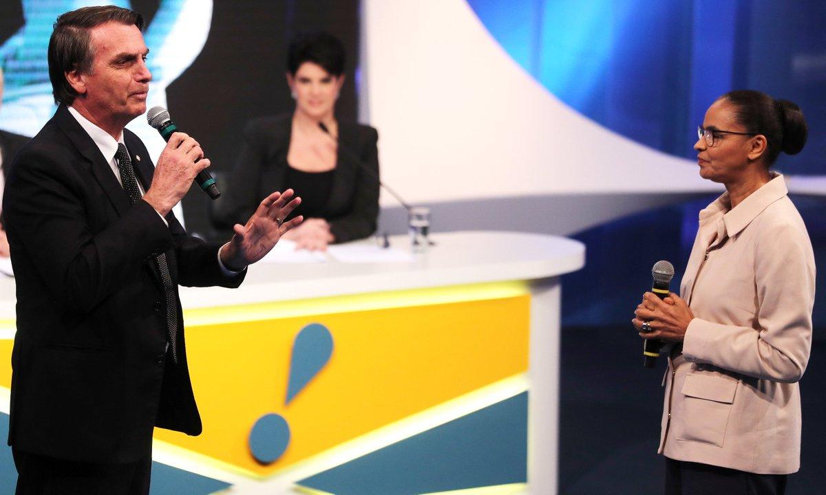 2ac840c5d7  M MarceloDMoraesarina pode ter encontrado brecha na fortaleza de Bolsonaro  - Candidata da