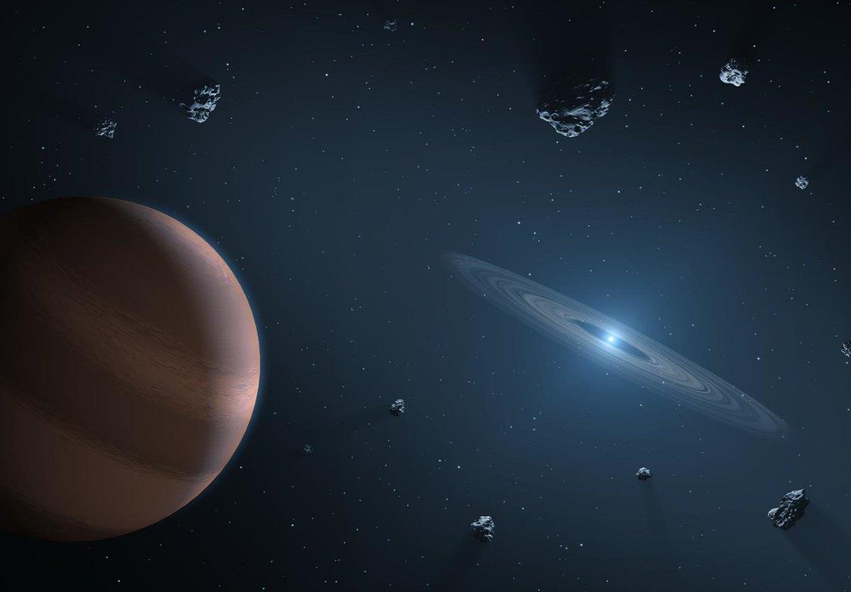 Gli Ingredienti della Terra Onnipresenti nello SpazioSecondo gli scienziati potremmo aspettarci di scoprire #pianeti simili alla #Terra un po\