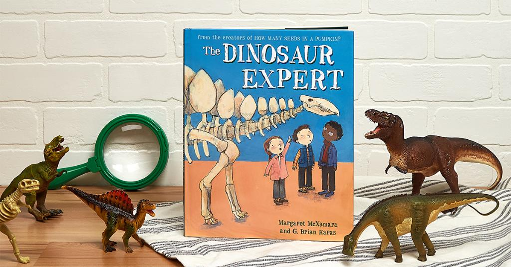 Bring your budding young paleontologists to #BNStorytime today, 8/18 at 11 AM, were reading THE DINOSAUR EXPERT at your local B&N. Plus, B&N Members and Kids' Club members will receive 20% off the featured book! Ask a bookseller for details or how to join.