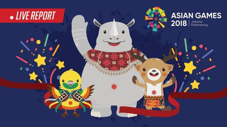 Live: Upacara Pembukaan Asian Games 2018 https://t.co/HrfDxiensk https://t.co/1AG78g02XL