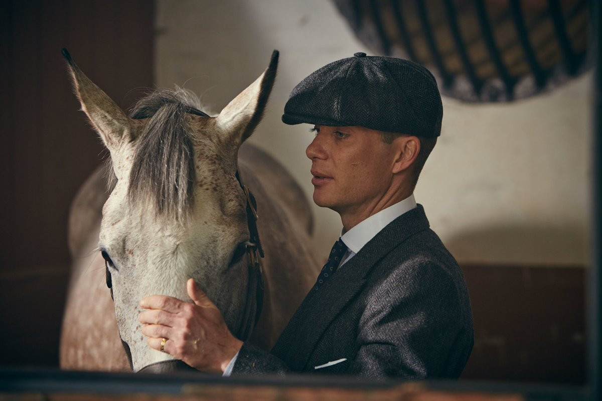 #PeakyBlinders Latest News Trends Updates Images - CMurphyFans
