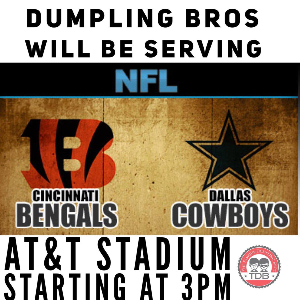 Serving at 3pm till @dallascowboys win the game! #NFL #footballseason #preseason #foodtruck #Catering #ballin #crushit #crushingit <br>http://pic.twitter.com/Gq4Ew0RMWs