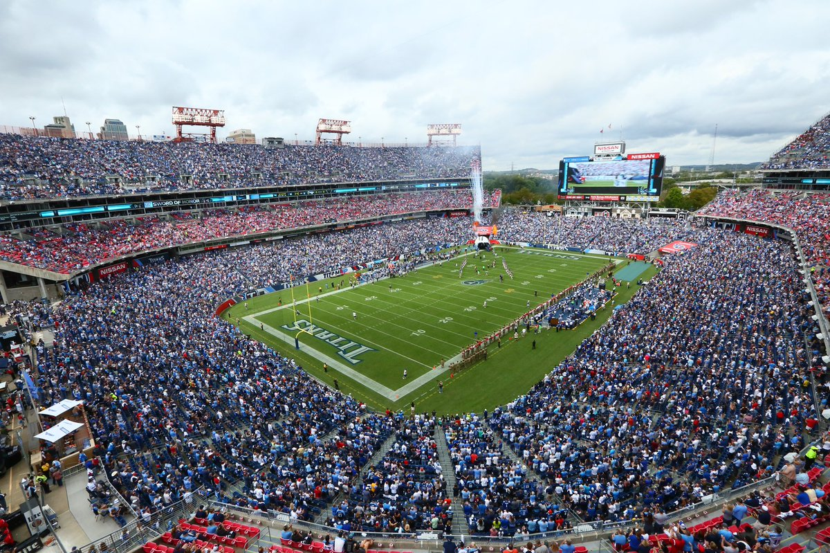 RT if you're excited for the return of football at Nissan Stadium tonight.