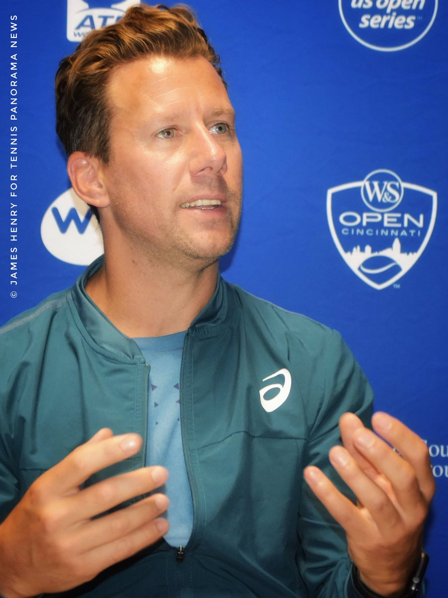 My story for @TennisNewsTPN from @CincyTennis — @WTA Coach Talks: The Quest to be the Best Doesn't End for @wimfissette and @AngeliqueKerber  https:// bit.ly/2wblbVX  &nbsp;   #CincyTennis<br>http://pic.twitter.com/PQJs9Q4KdC