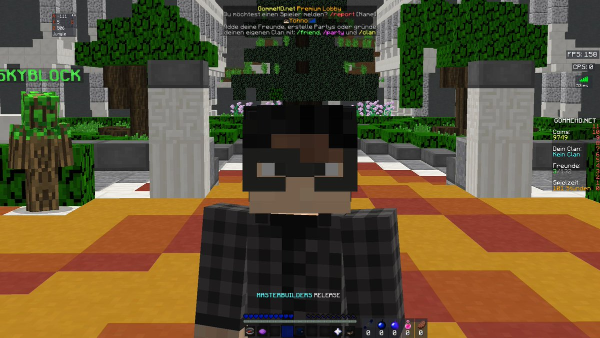 Gokuray GKU GokurayBw Twitter - Minecraft spieler entbannen