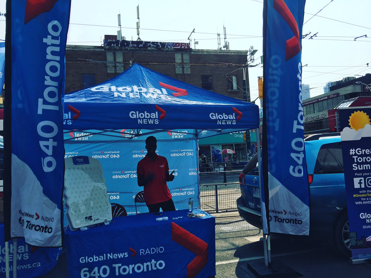 640 Toronto On Twitter Come Down To Spadina And Dundas Join