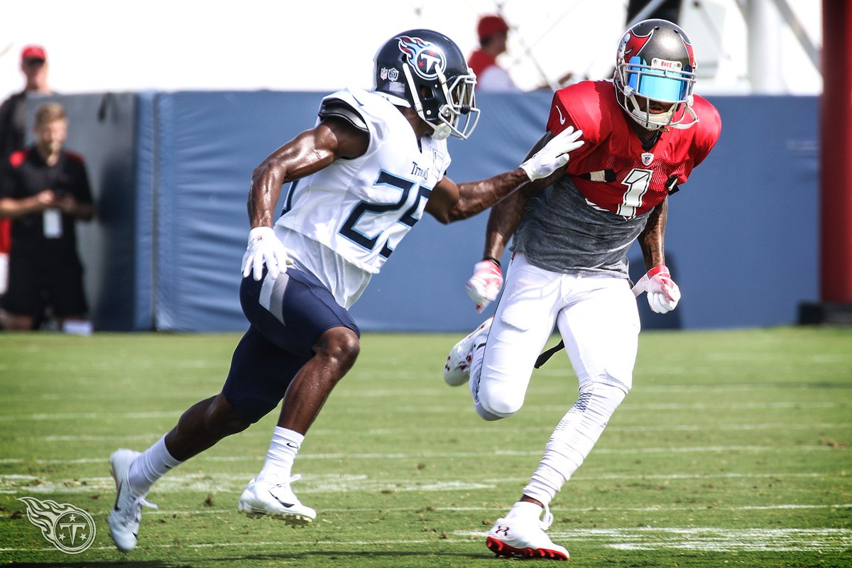 Six Things to Watch Tonight in Titans vs. Buccaneers 📰 » titanup.co/7kPwmV