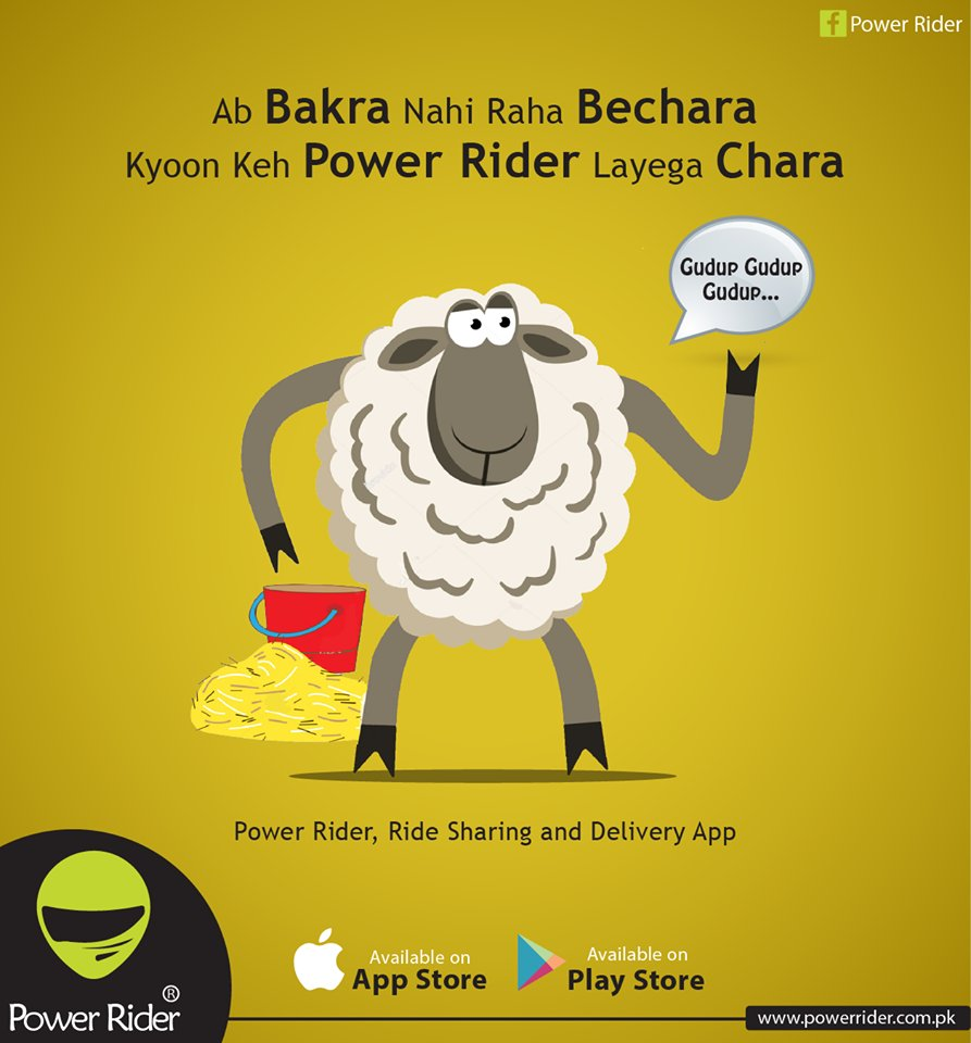 Too busy to bring daily feed for your sacrificial animal? Our riders can come in handy!  Download our Apps to ease up your life: Android: https://t.co/SmYfBFYifY Ios: https://t.co/C0ehACQk1X  *terms and conditions apply https://t.co/I4Y7iFjUdU