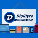 Image for the Tweet beginning: Digibyte #DGB is a coin