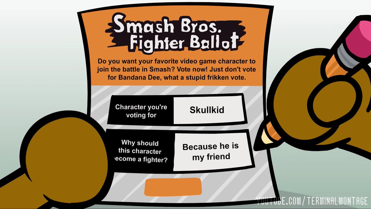 The main reason Skull Kid should be in #supersmashbrosultimate