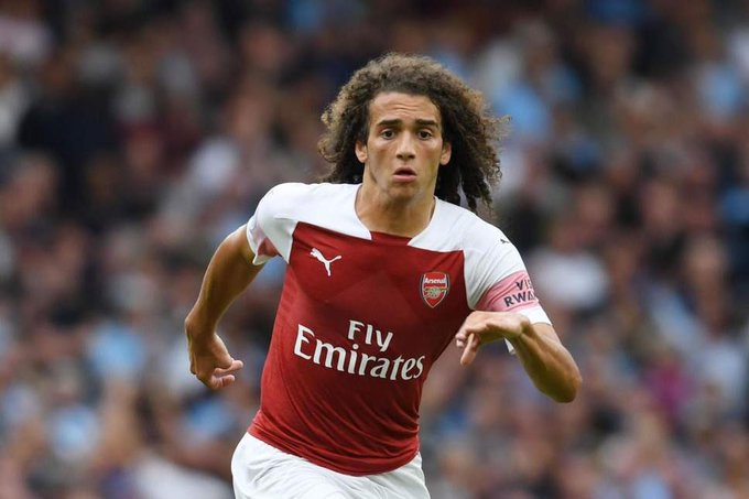 Guy am a Chelsea fan but Guendouzi is beautiful to watch. The guy knows how to play Football 🗣 Photo