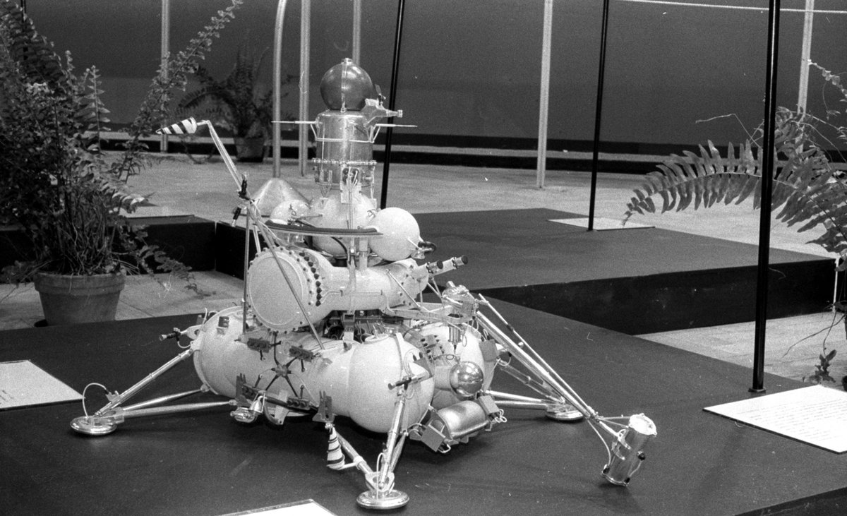 42 years of the last Soviet lunar mission 1
